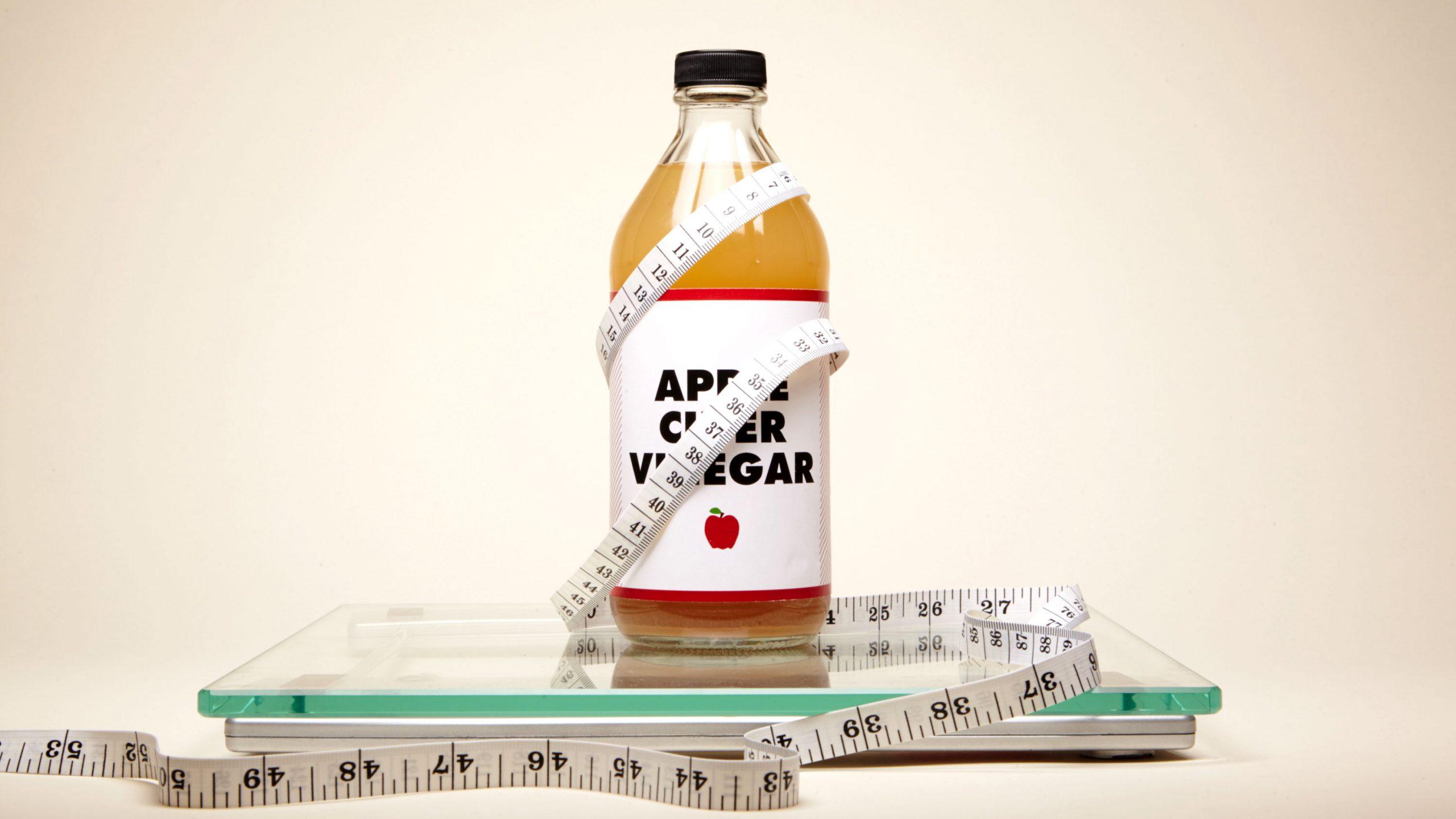 How Apple Cider Vinegar Aids Weight Loss