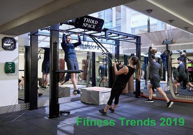 Best Fitness Trends