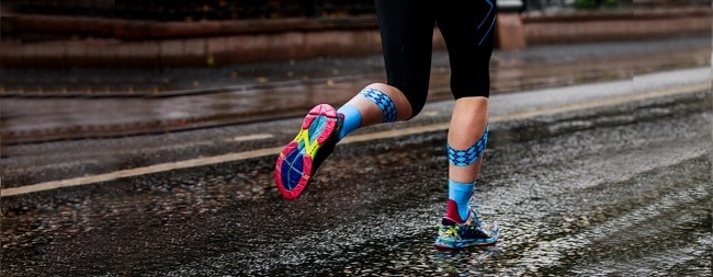 How Kinesio Taping Helps Improves Stamina