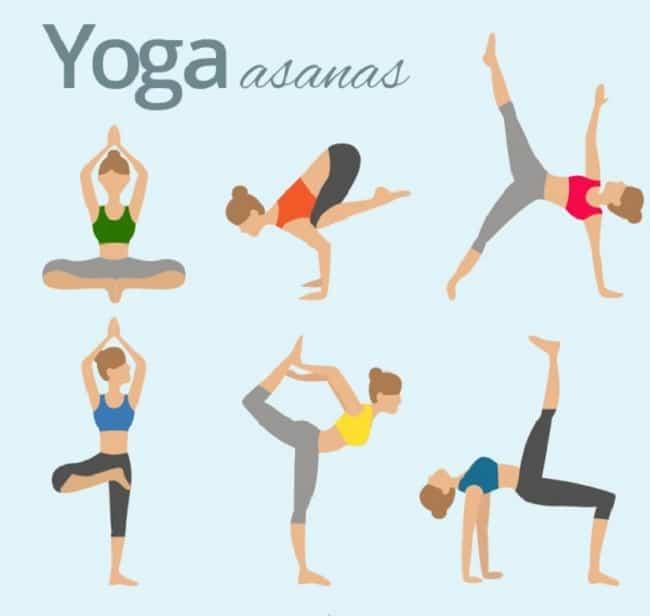 how yiga asanas helps control bad habits