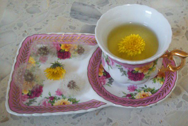 Dandelion Tea by Utopia au