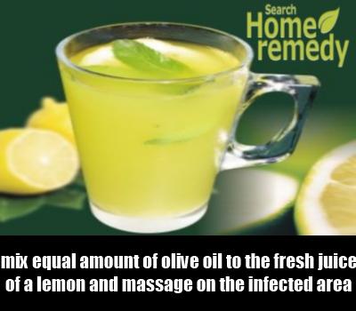 lemon juice treatment for toenail fungus