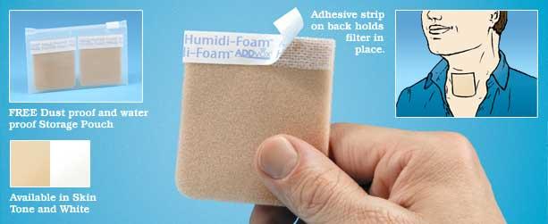 stoma filter