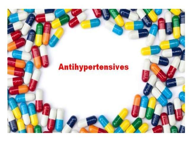 Anti-Hypertensives