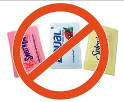 avoid sweetners