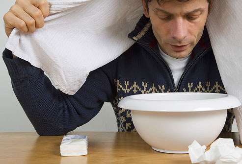 home remedy for sinus congestion