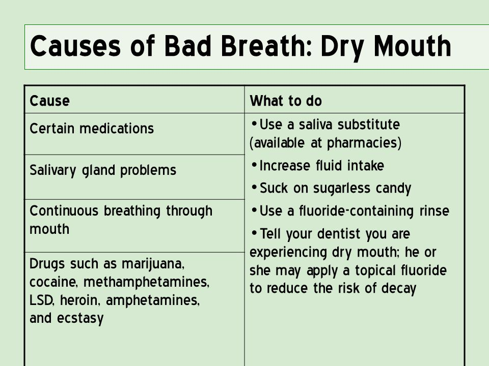 What Food Is Good For Dry Mouth